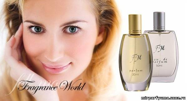 Fm Group Parfum информация о сайте